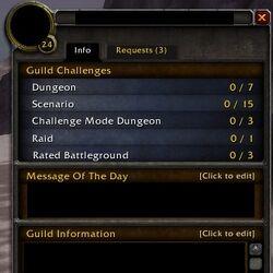 Guild Challenge