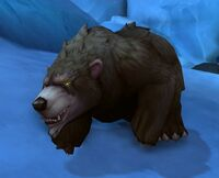 Image of Monstrous Grizzly