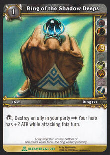 Ring of the Shadow Deeps TCG Card.jpg