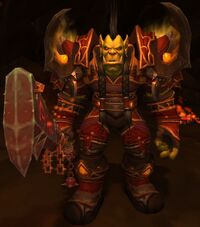 Image of Commander Bagran