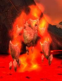 Imagen de Elemental del infierno