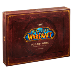 The World of Warcraft Pop-Up Book Collector's Edition cover.png
