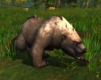 Image of Vicious Gray Bear