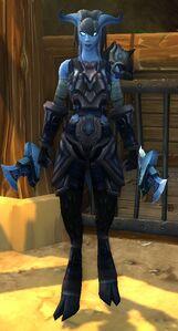 Image of Gladiator Akaani