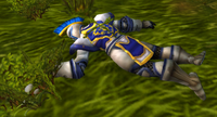 Image of Injured Stormwind Infantry
