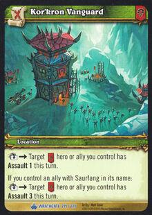 Kor'kron Vanguard TCG Card.jpg
