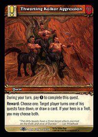 Thwarting Kolkar Aggression TCG Card.jpg