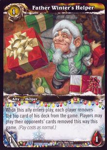Father Winter's Helper TCG card.jpg