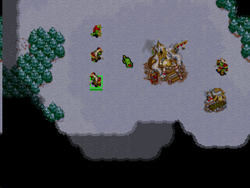 Warcraft2Console PlayStation Screen2.png