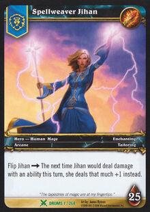 Spellweaver Jihan TCG Card.jpg