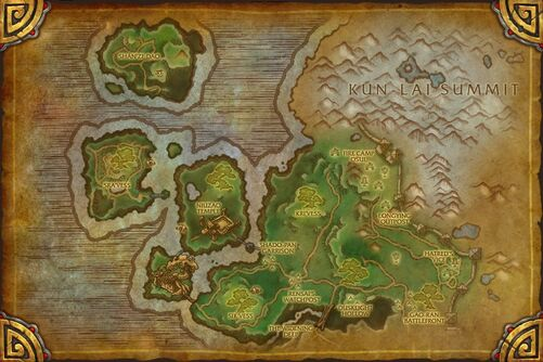 Townlong Steppes map