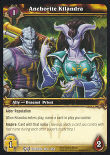 Anchorite Kilandra TCG Card.jpg