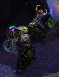 Image of Ogzor the Necrothurge