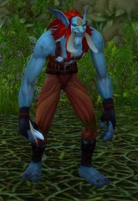Image of Bloodscalp Scavenger