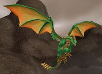 Image of Emerald Drake