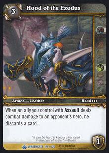 Hood of the Exodus TCG Card.jpg