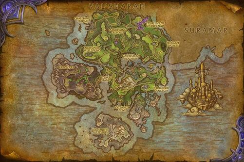 Azsuna map