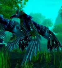 Image of Enraged Hippogryph