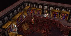 Old Hatreds - Tomb of the Ancients - Maidens of Shadows and library.jpg