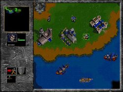 Warcraft II - Screen Prerelease 1.jpg
