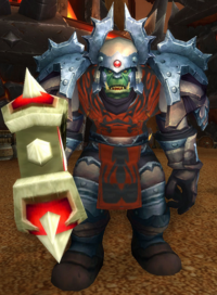 Image of Overlord Krom'gar