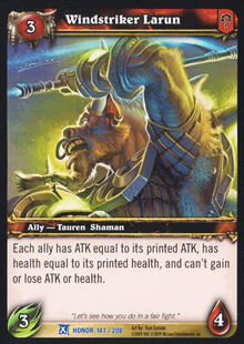 Windstriker Larun TCG Card.jpg