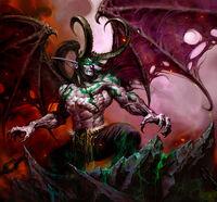 Image of Illidan Stormrage
