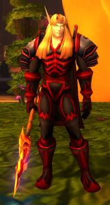Image of Sunblade Blood Knight