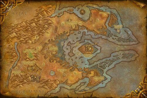 Azshara map