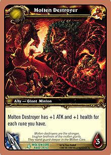 Molten Destroyer TCG card.jpg