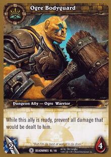 Ogre Bodyguard TCG Card.jpg