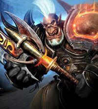 Image of High Warlord Cromush