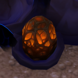 Voidtouched Egg