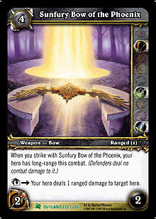 Sunfury Bow of the Phoenix TCG Card.jpg