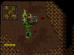Warcraft2Console PlayStation Screen8.png