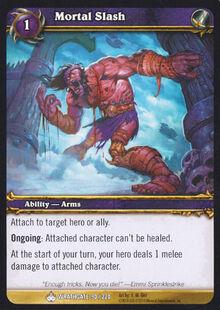 Mortal Slash TCG Card.jpg