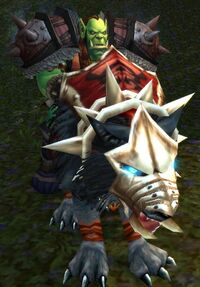 Image of Raider Captain Kronn