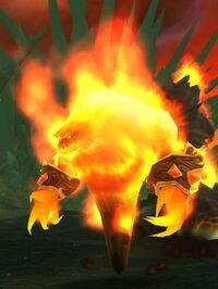 Image of Vile Fire-Soul