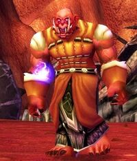 Image of Bleeding Hollow Dark Shaman