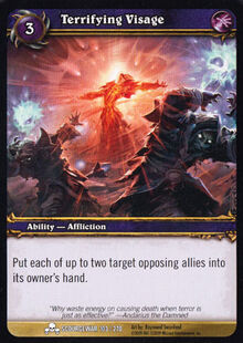 Terrifying Visage TCG Card.jpg