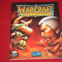Warcraft: Orcs & Humans manual