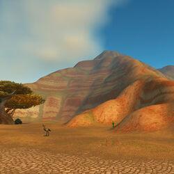 Dreadmist Mountain