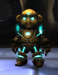 Image of Mechagnome Curator