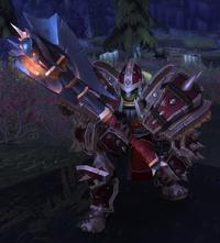 Image of Ashen Enforcer