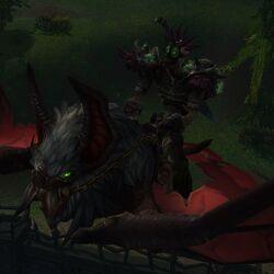 Forsaken Bat-Rider