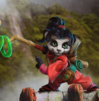 Image of Li Li Stormstout