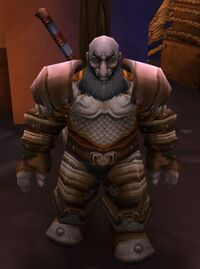 Image of Sergeant Stonebrow