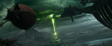 Tercera invasión de la Legión Ardiente