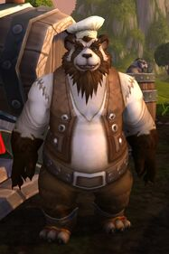 Image of Bobo Ironpaw