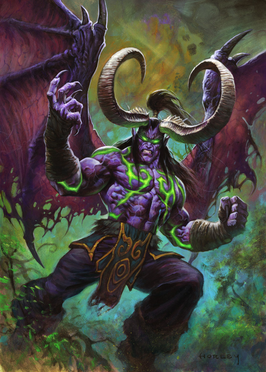 Illidan Stormrage - Wowpedia - Your wiki guide to the ...